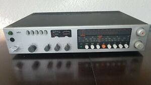 Braun CEV-510 Stereo-NF-Verstärker ; FM/AM Receiver , TOP , gebraucht