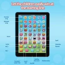 Mini Baby Kids Laptop Tablet Pad Computer Child Educational Learning Gam L0Z1