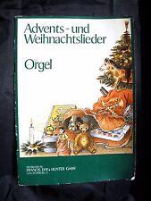 Advents- und Weihnachtslieder - Noten Keyboard Orgel Klavier