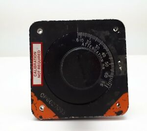 Weinschel 940-60-11 Precision Continuously Variable Attenuator