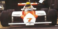 Minichamps McLaren Ford MP4-1C #7 Ayrton  1:43 540834307