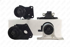 4 PCS For 2003-2007 Nissan Murano 3.5L Engine Trans Motor Mount Replacement