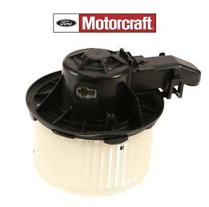For Ford Flex Taurus Lincoln MKS Front Blower Motor Including Impeler Motorcraft