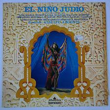 El Nino Judio/Argenta 1972 Spain Alhambra Stereo VG++