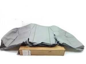 Ford SEAT COVER GRAY 1F1Z-5463804-CAB Sedan, bench seat, leather.