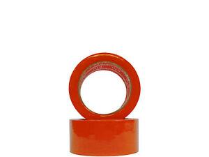 kip 3815 50mm 33m Orange Bodenmarkierungsband Schutzband Weich PVC Klebeband