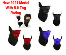 5.0 Tog Neoprene 2021 Model Winter/Wind/Snow Face Protection Mask/Balaclava