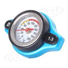 1.3 Bar Radiator Cover Cap w/Thermometer Water Temperature Meter For Hyundai Kia