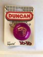 Vintage 1994 - Duncan Imperial - Yoyo - Purple - New In package - 3269NP -