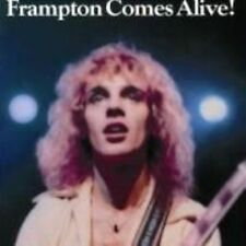 PETER FRAMPTON Frampton Comes Alive! CD BRAND NEW Remastered Live