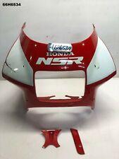 HONDA NSR 250   MC16  1986 - 1987  TOP COWLING GENUINE OEM LOT66  66H6534