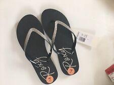 Roxy Womens Lumina lute Sandal Flip-Flop- Size 7