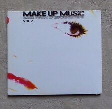 "CD AUDIO MUSIQUE / MAKE UP MUSIC ""HOUSE WARM UP BEFORE CLUBBING VOL.2"" 2004 NEUF"