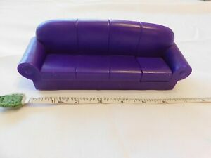 THE SIMPSONS SOFA couch ejector seat MATTEL 1990 RARE from Boob tube set rolling