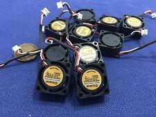 10 Pieces Sunon KD0501PFB3-8 5V 2010 20x20x10mm cooling fan small mini mico c12