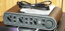 Avid Mbox 3 USB Interface (lightly used) with  Pro Tools 8 for Windows 10 & 7