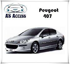 Pack LED complet Peugeot 407 / CC / SW