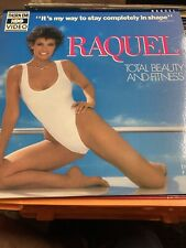 Raquel Welch Total Beauty And Fitness Laser Disk 1984