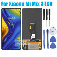 For Xiaomi Mi Mix 3 Repair Display LCD Complete Touch Tools Black Replacement RH