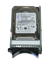 "IBM 73.4GB 10K RPM 2.5"" SAS Hard Drive With Tray FRU 39R7366"