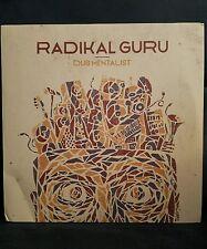 Radikal guru dub mentalist 2 lp vinyl like new download card