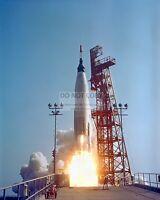 LAUNCH OF FAITH 7 (MA-9) FROM PAD 14 GORDON COOPER - 8X10 NASA PHOTO (EP-185)