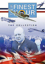 Their Finest Hour Collection (5 Documentaries) DVD NEW DVD (ABD1145)