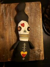 Junker Jane Madame Macabie Fabric Doll Nwt Halloween Collectable Decor