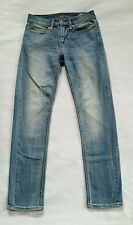 American Eagle Active Flex Skinny boys mens jeans 26 x 28 light wash