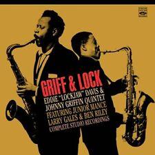 Eddie Lockjaw Davis & Johnny Griffin: GRIFF & LOCK - COMPLETE STUDIO RECORDINGS