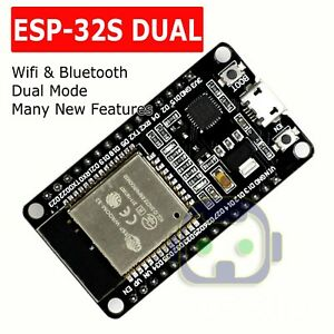 ESP32 ESP-32S NodeMCU Development Board 2.4GHz WiFi+Bluetooth Dual Mode CP2102