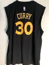 Adidas NBA Jersey Golden State Warriors Stef Curry Black sz XL