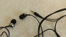 Nokia  Stereo In-Ear Headphone with Mic Black & SILVER