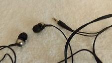 Nokia Stereo In-Ear auriculares con micrófono Negro Y Plateado