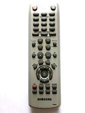 Samsung DVD/VCR Kombi Fernbedienung 00008E für DVDV 5500 DVDV 6000 SVDVD 50 SVDVD 55