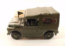 Old Cars Fiat campagnola militaire neuf boxed/boite 1/43