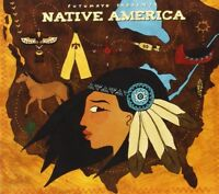 PUTUMAYO PRESENTS/NATIVE AMERICA  CD NEW!
