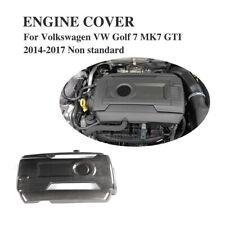 Carbon Motorabdeckung MotorhaubeAbdeckung Engine Cover für VW GOLF MK7 GTI 14-17