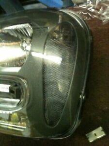 Driver Headlight Notched Full Width Grille Bar Fits 02-09 TRAILBLAZER 361032