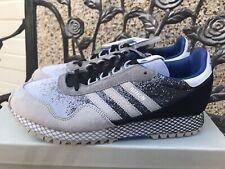 Adidas consorcio New York X HANON-Tormenta Negra UK 7.5 colaboración, Ltd Edition