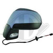Specchio Specchietto retrovisore Sinistro PEUGEOT 3008 5008, 09- 9-PIN elettrico