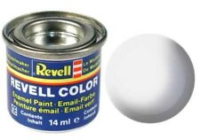 REVELL bianco, lucido RAL 9010 14 ML-dose