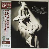 ARCHIE SHEPP QUARTET DEJA VU VENUS TKJV-19097 JAPAN OBI 180g VINYL LP