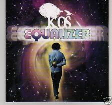(C888) K-Os, Equalizer - DJ CD