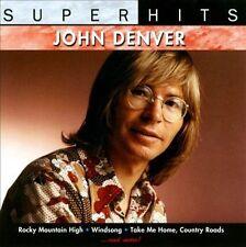 Super Hits by John Denver (CD, Nov-2010, Sony CMG)