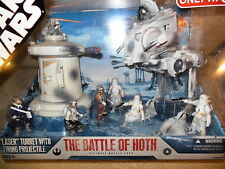 Star Wars The Battle of Hoth Ultimate Battle Pack NEW SEALED TARGET EXCLU.