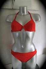 swimsuit maillot de bain rouge ERES oxygene/gamma T 42-44 NEUF ÉTIQUETTE v. 245€