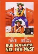Dvd DUE MAFIOSI NEL FAR WEST ***Franco e Ciccio***   ......NUOVO