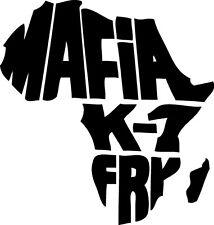 Sticker Mafia K1 Fry - 57x60 cm