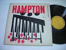 Lionel Hampton Recorded in Paris 1955 Mono LP VG++